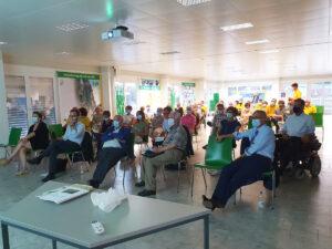 Informationsabend zum Sondernutzungsplan fand im Attika-Saal der Gebrüder Egli in Rossrüti.